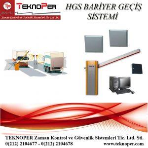 HGS Bariyer Sistemi