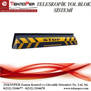 Teleskopik Road Blocker